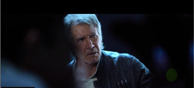 Cool behind-the-scenes video of The Force Awakens at Comic-Con!