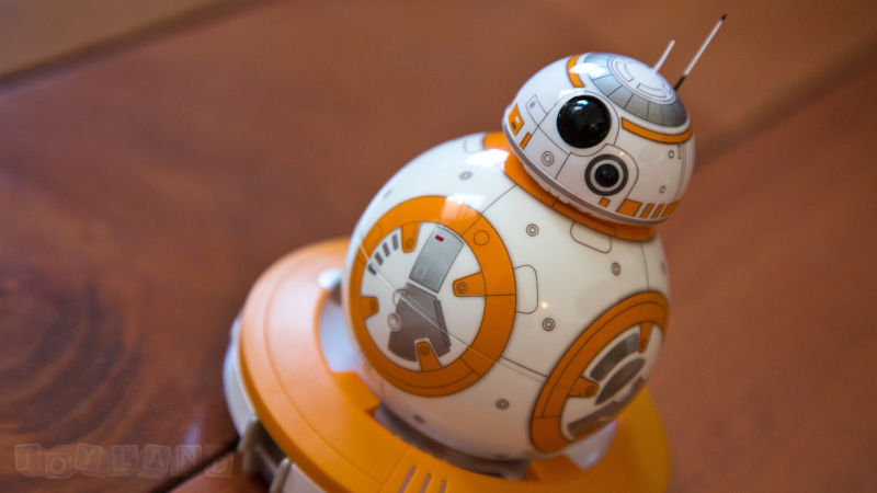 Three secrets of the new Sphero BB-8 toy