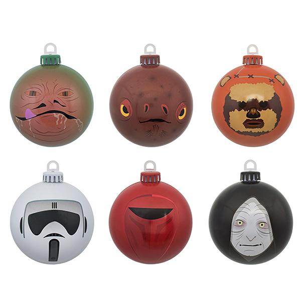 Unique Ornaments new unique star wars themed christmas ornaments