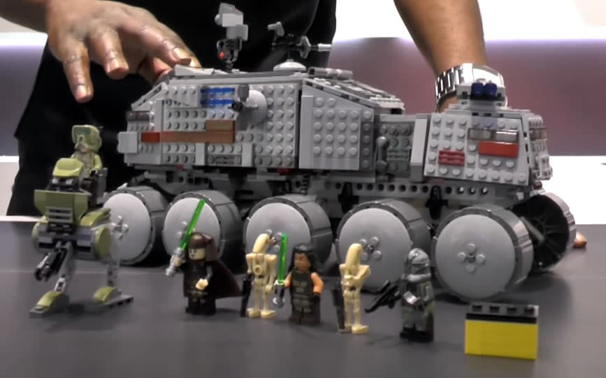 New lego sets for star wars rebels and the force awakens for Force interieur