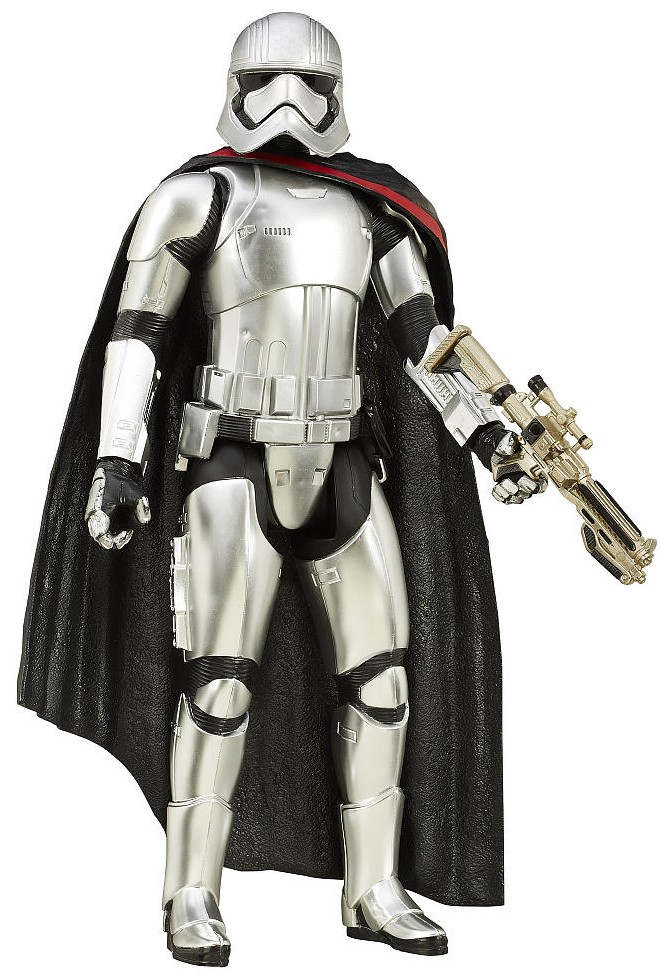 "12"" Captain Phasma action figure 2"