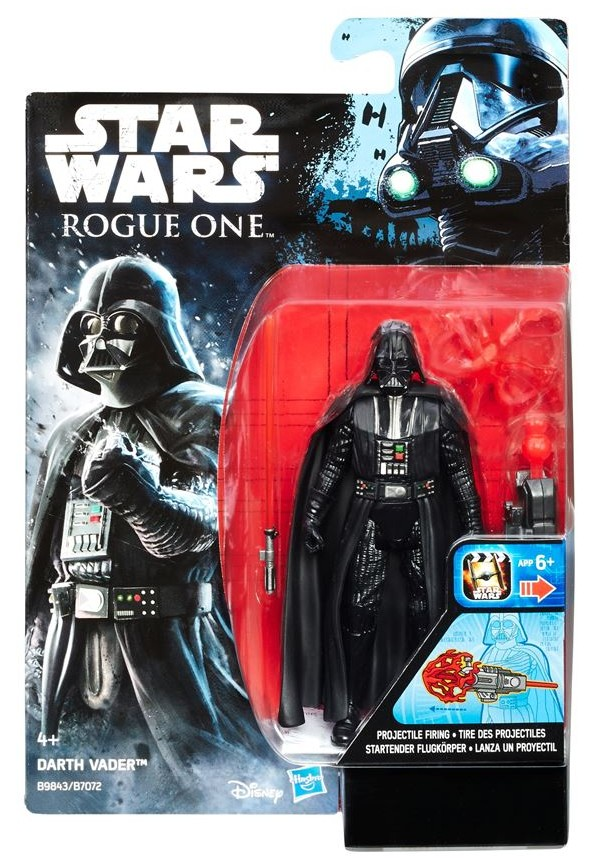 "3.75"" Rogue One Darth Vader Figure"