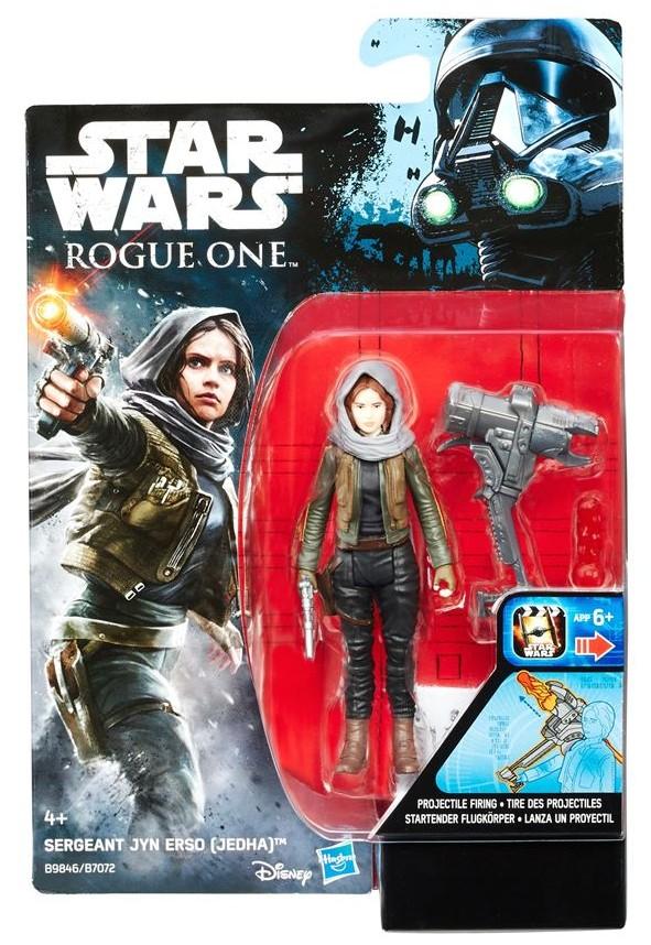 "3.75"" Rogue One Jyn Erso Figure"