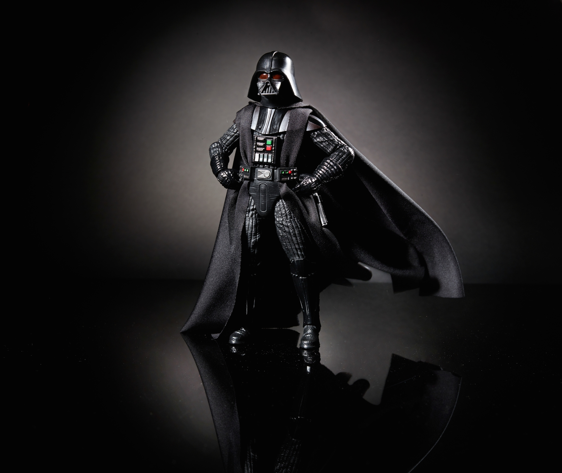 "A New Hope 6"" Black Series Darth Vader Action Figure"
