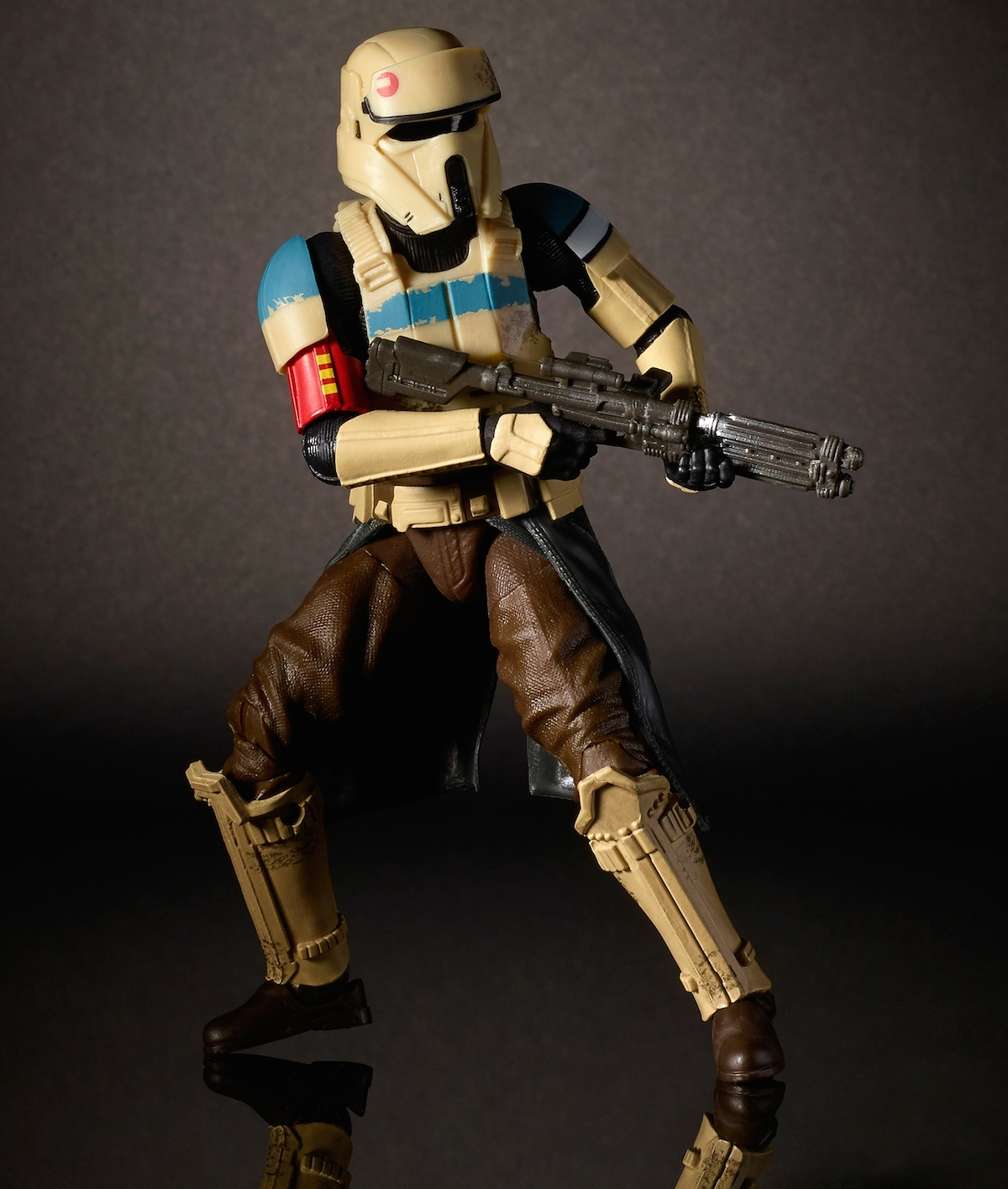 "Rogue One 6"" Black Series Shoretrooper Squad Leader Action Figure"