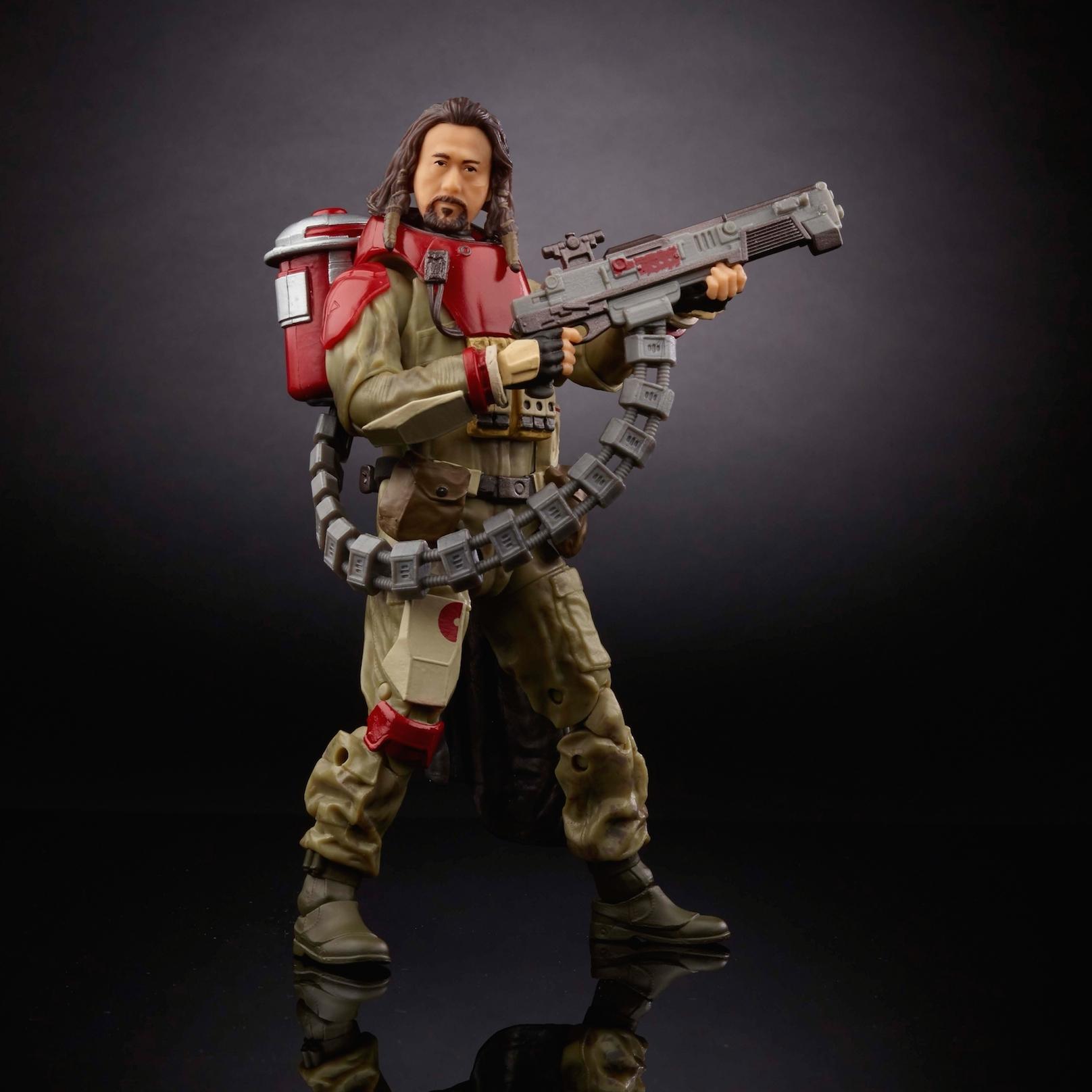 "Rogue One 6"" Black Series Baze Malbus Action Figure"