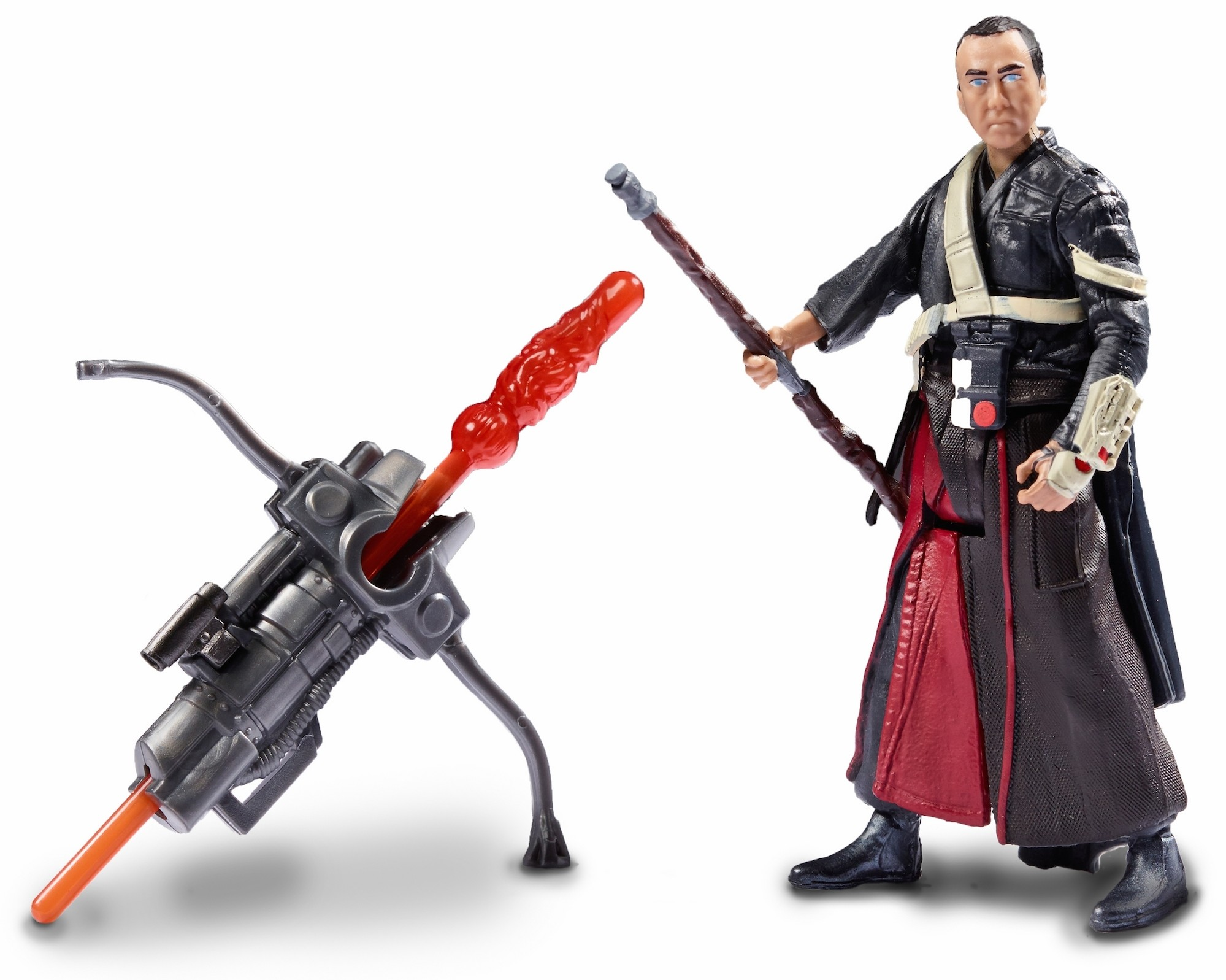 "Rogue One Chirrut Îmwe 3.75"" Action Figure"