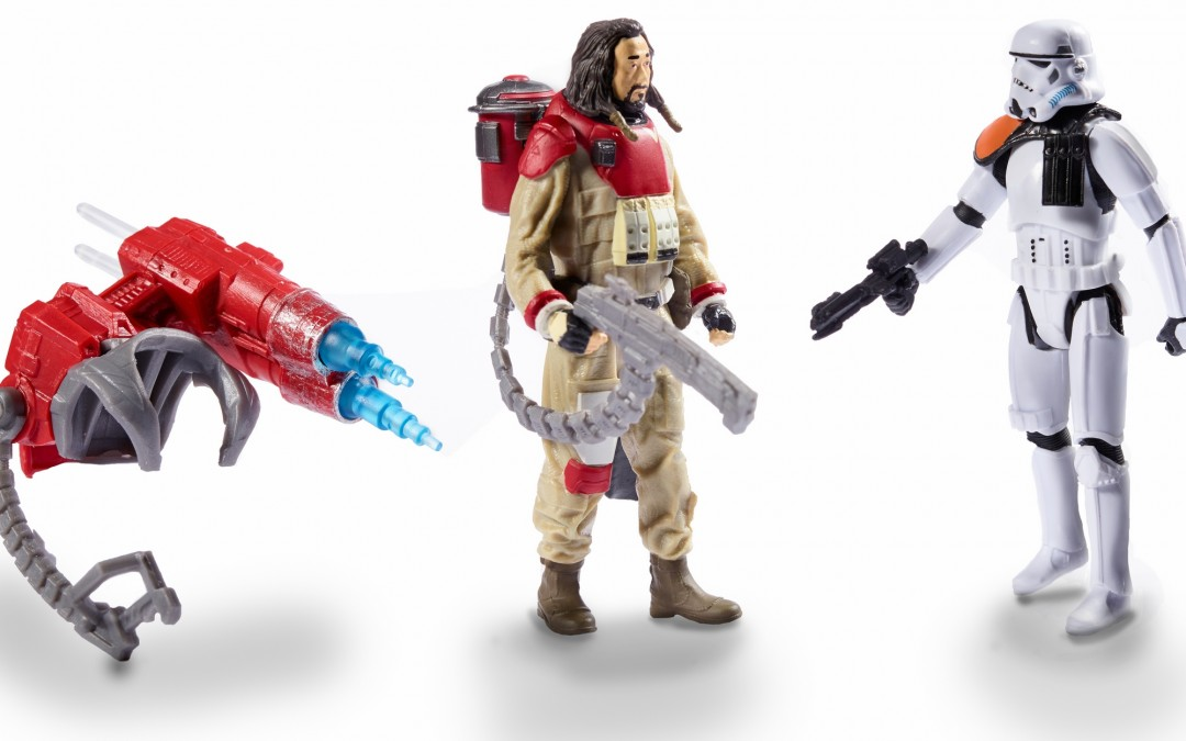 Hasbro reveals brand new Rogue One and Force Awakens toys for 2016 New York Comic Con