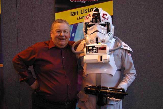 Star Wars actor Ian Liston has now passed away at age 68