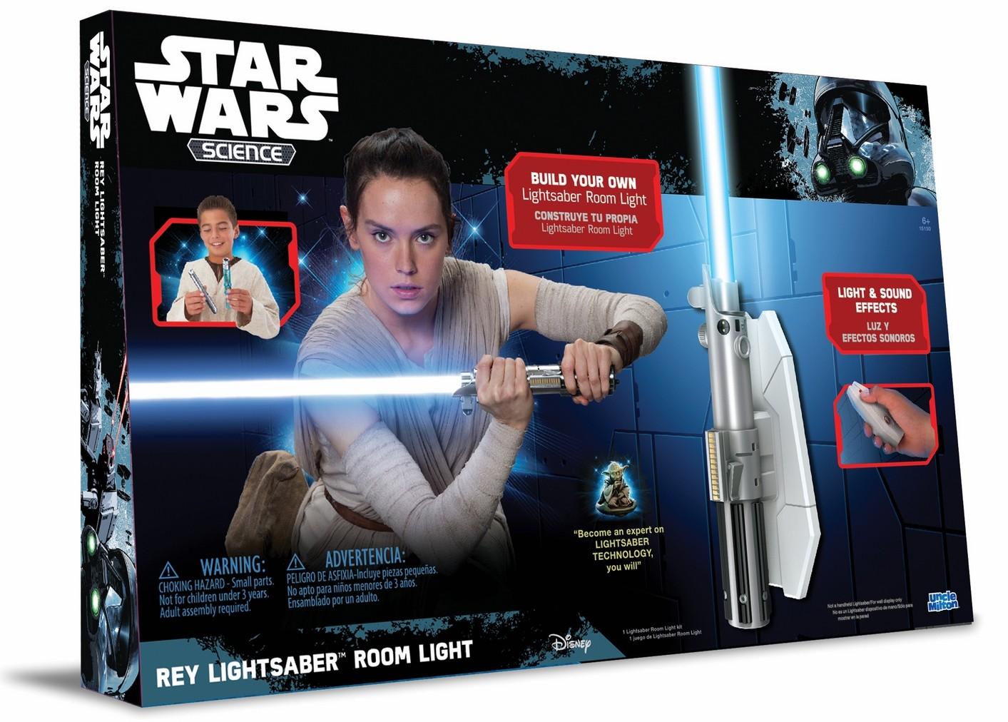 Brand New Star Wars Science Items Coming This Fall