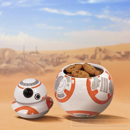 Cookie Jar Bg Gorgeous New Force Awakens BB60 Ceramic Cookie Jar Available For Preorder On