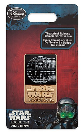 RO Death Star Pin 1