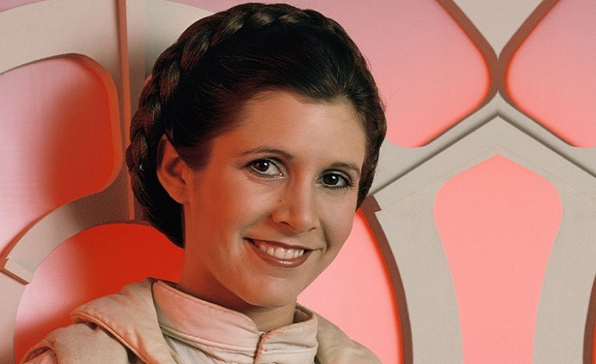 My thoughts about Carrie Fisher
