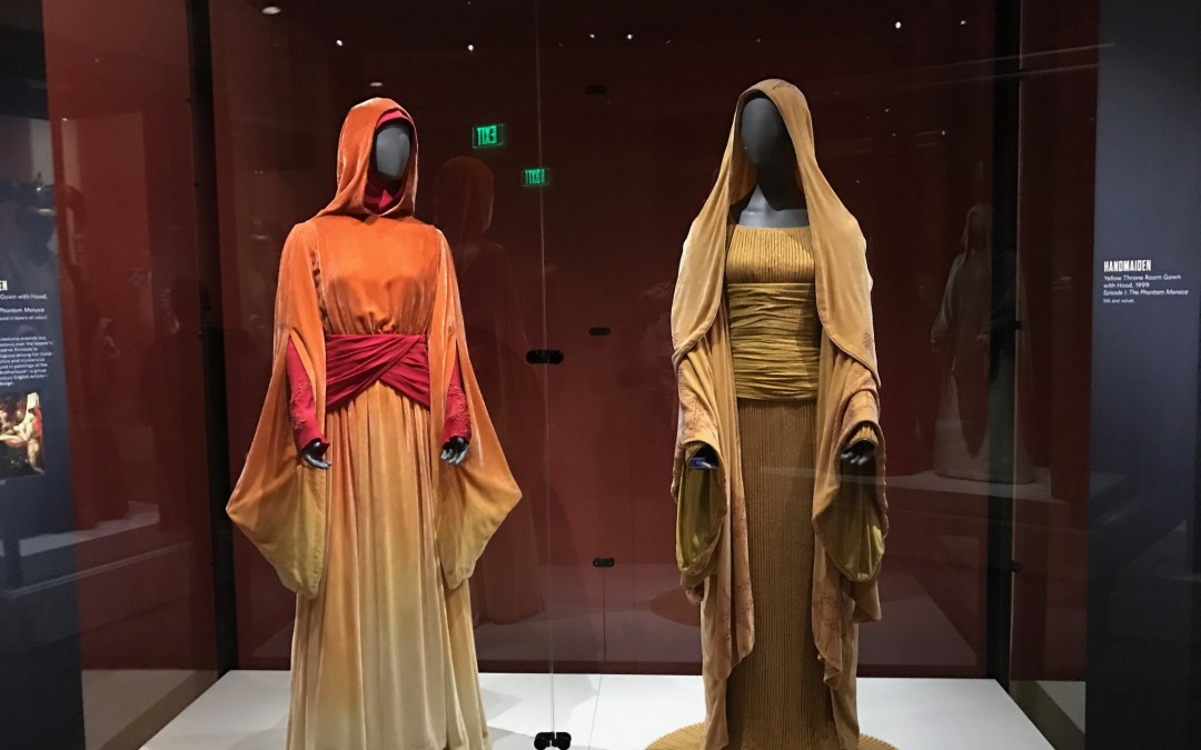 Star Wars Costume Spotlight Handmaidens Dresses