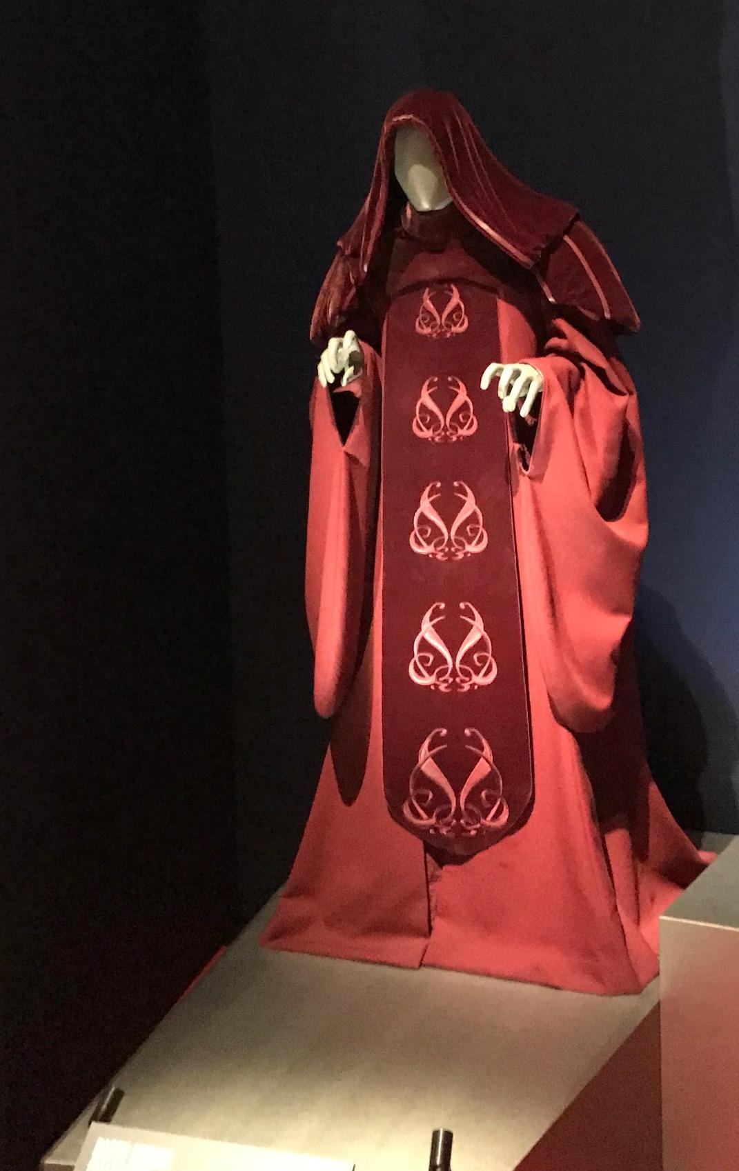 Star Wars Costume Spotlight Chancellor Palpatine Darth