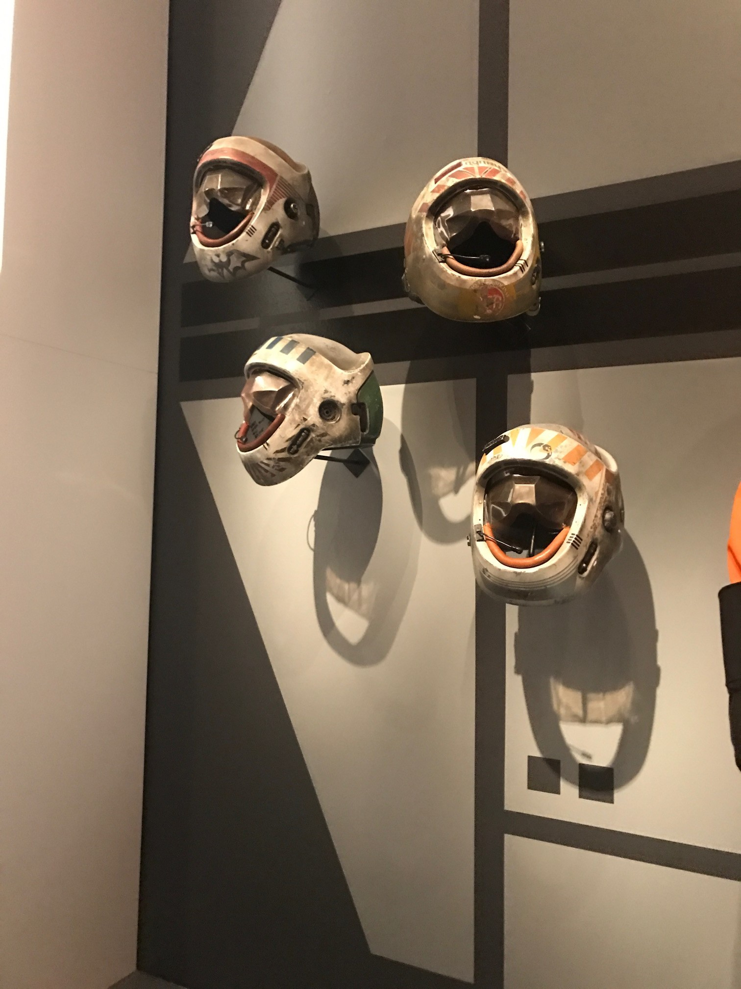 Y-Wing Helmets