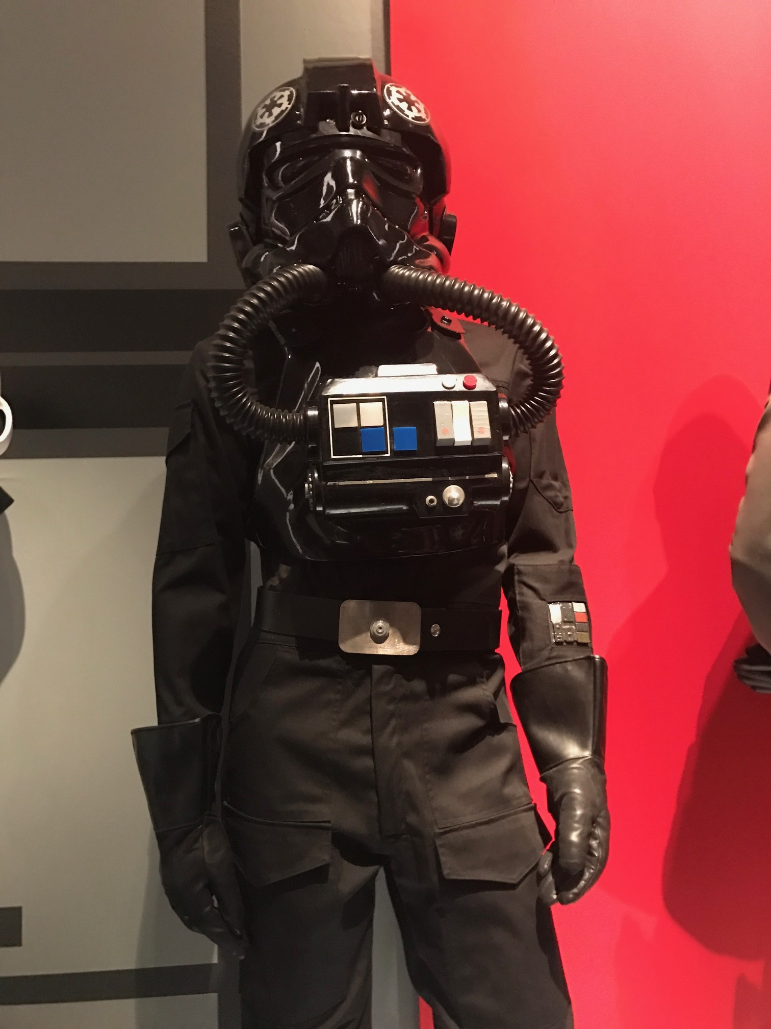 Imperial Tie Fighter Pilot 2