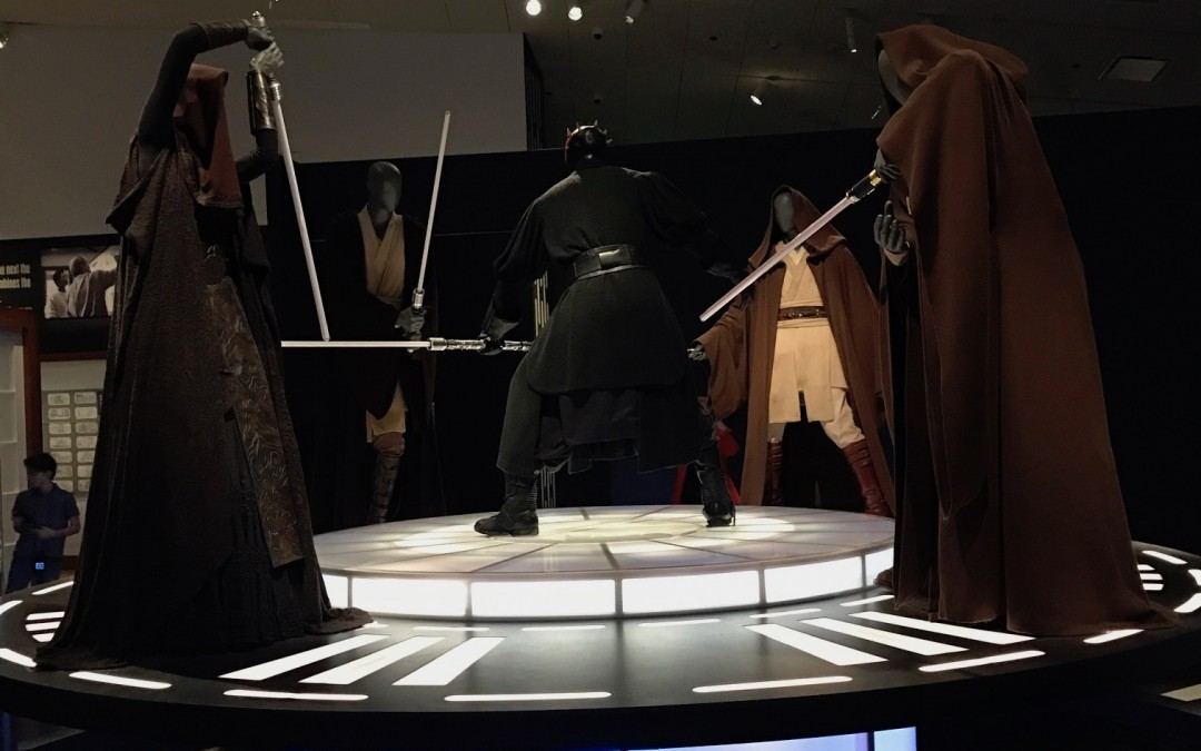 Star Wars Costume Spotlight: Mace Windu and Luminara Unduli