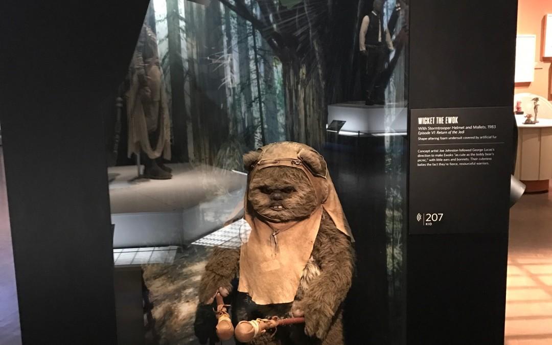 Star Wars Costume Spotlight: Wicket the Ewok