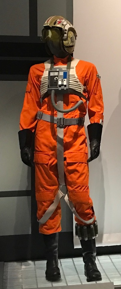Luke's X-Wing Pilot outfit