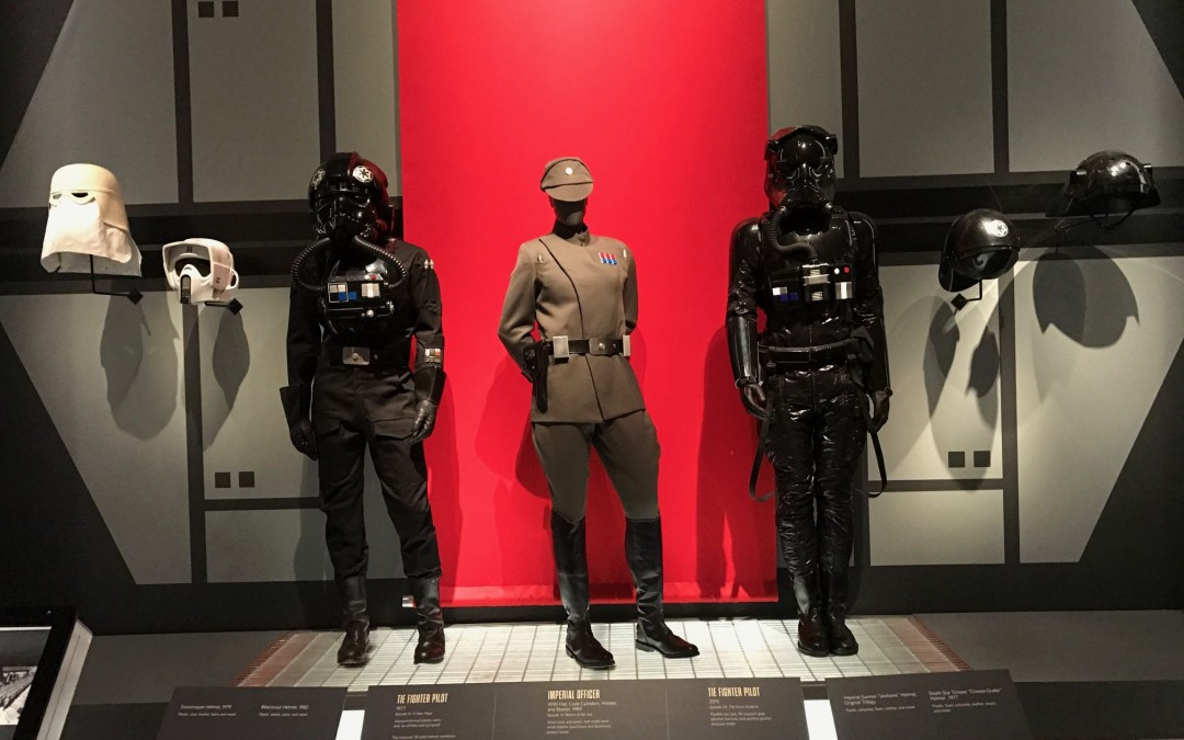 Star Wars Costume Spotlight: Other Costumes with Helmets from the Empire