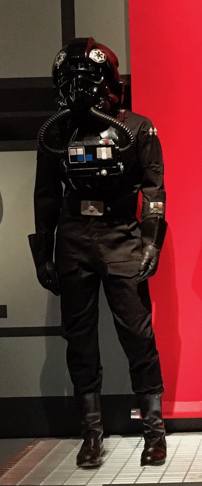 Imperial Tie Fighter Pilot 1