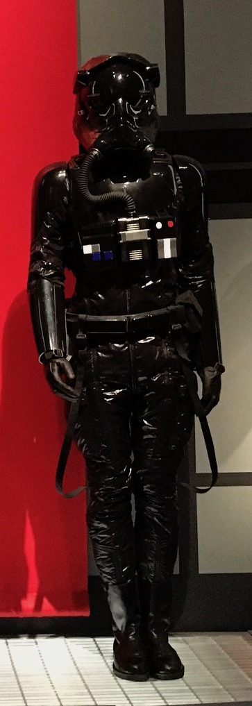 FO Tie Fighter Pilot 1
