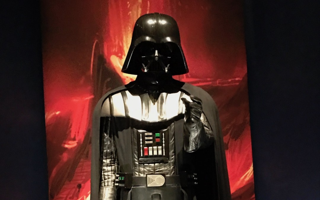 Star Wars Costume Spotlight: Luke Skywalker and Darth Vader