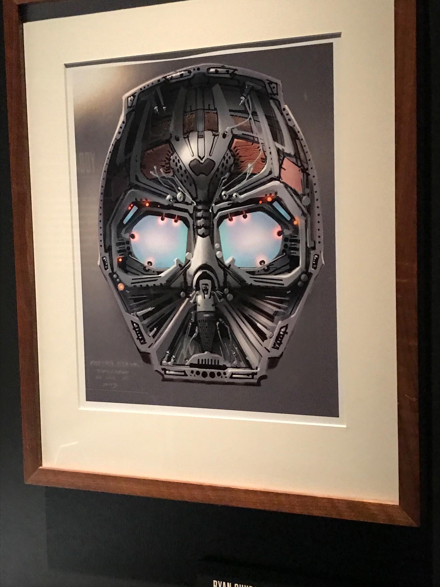 Vader's mask 1