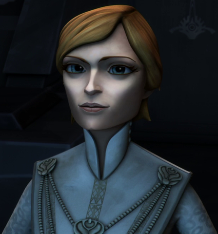 Mon Mothma The Clone Wars
