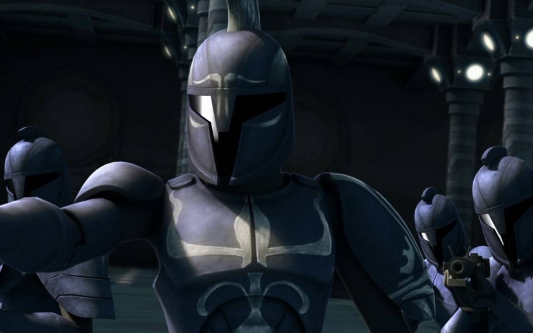 Star Wars Costume Spotlight: Evolution of the Senate Guards