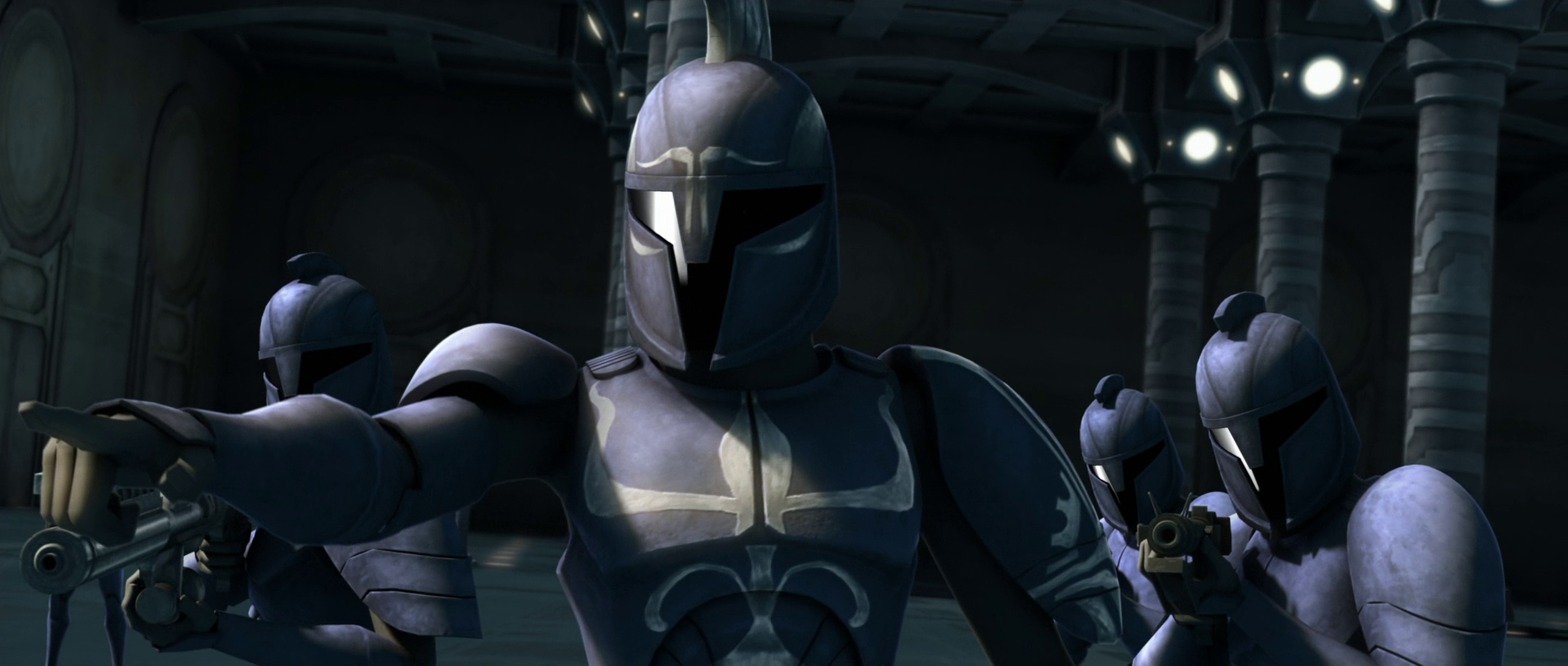 Senate Guard Commandos