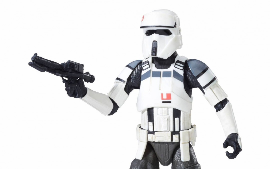 "New Rogue One Black Series 6"" Imperial AT-ACT Driver Figure available on Walmart.com"