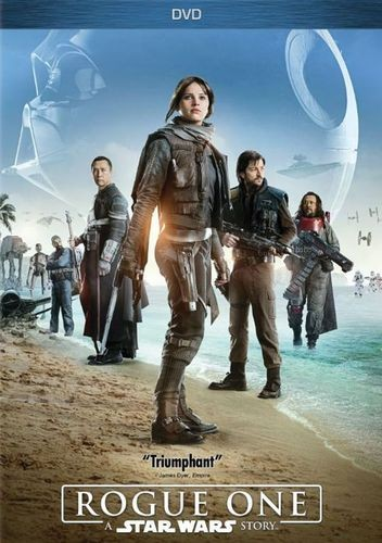Rogue One DVD/Blu-ray Released Today!