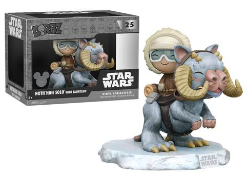 TESB Hoth Han Solo and Taun Taun Dorbz Ride Toy