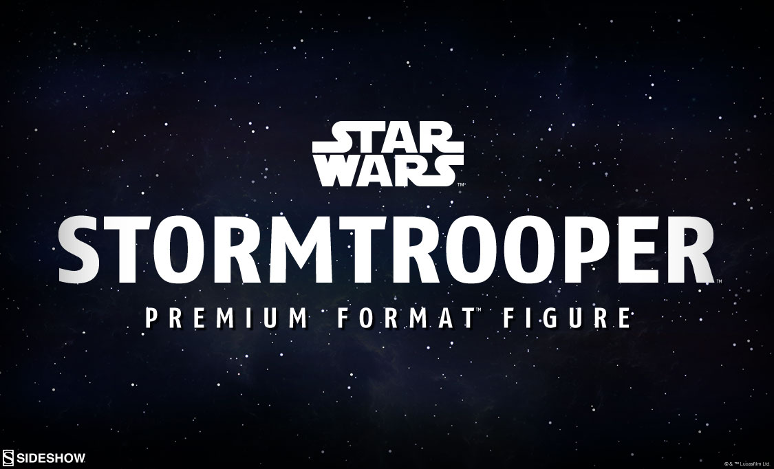 Imperial Stormtrooper PF Figure Preview Image