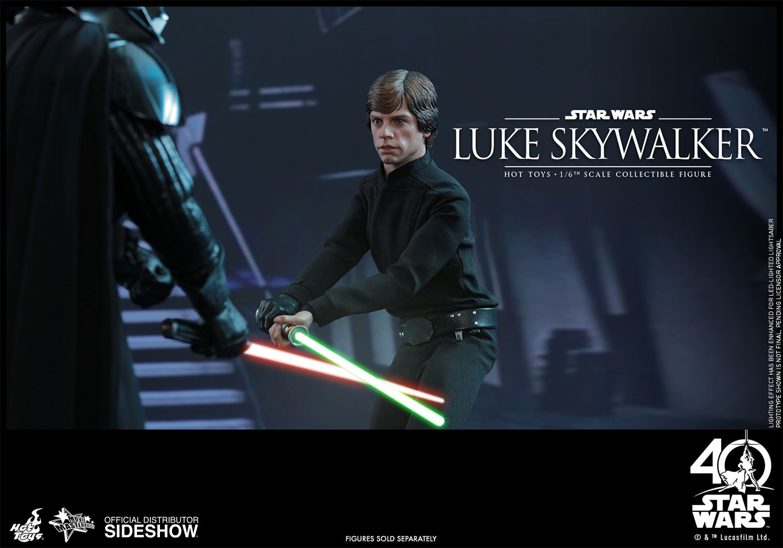 New Luke Skywalker 1 6th Scale Figure From Hot Toy Is Now