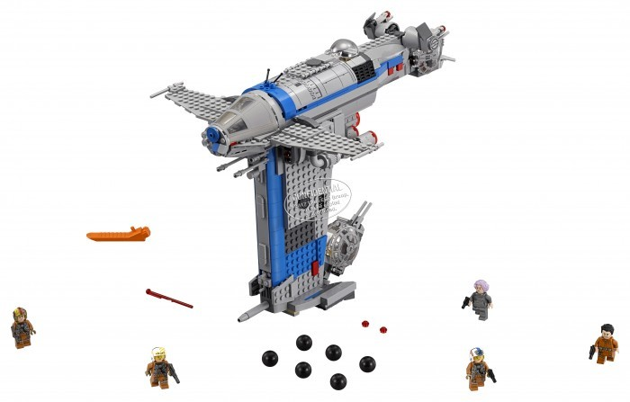 Spoiler Alert New Last Jedi Lego Sets Revealed