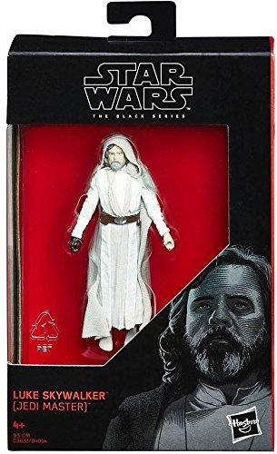 Star Wars The Last Jedi Black Series 3.75 in Praetorian Guard,Luke /& Executioner
