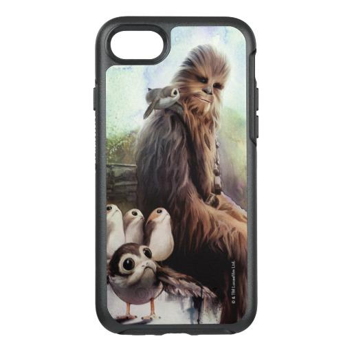 Chewbacca Iphone Case