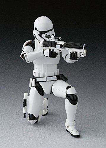 New Last Jedi S.H. Figuarts First Order Stormtrooper Special Figure Set available on Amazon.com