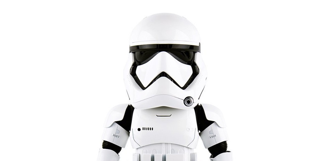 New First Order Stormtrooper Robot available on Amazon.com