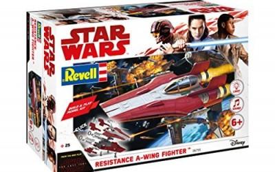 New Last Jedi Revell Model Kits Rundown!