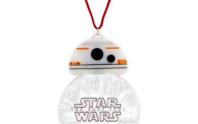 New Last Jedi BB-8 Light-Up Lanyard available on ShopDisney.com