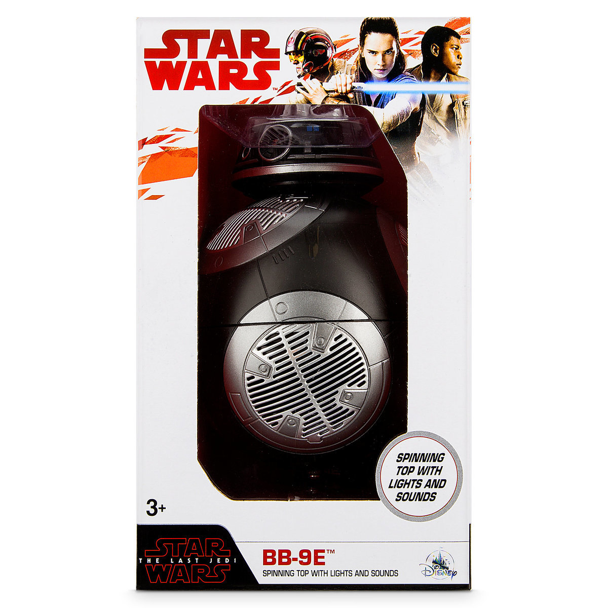 TLJ BB-9E Spinning Top Toy 1