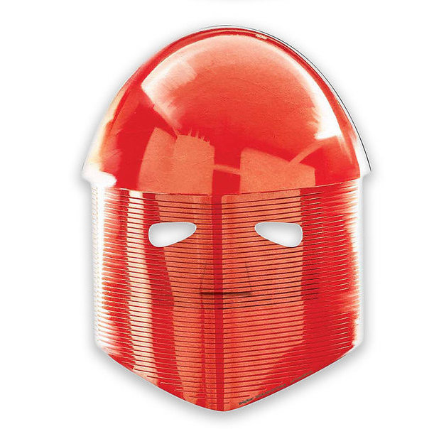 TLJ Party Character Paper Masks Set 5