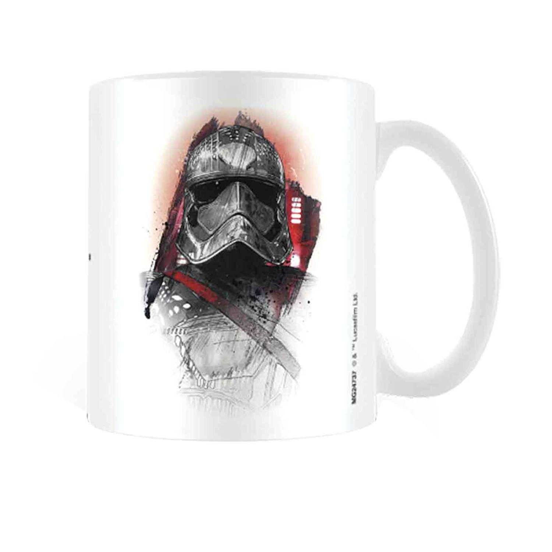 TLJ Captain Phasma Brushstroke Mug