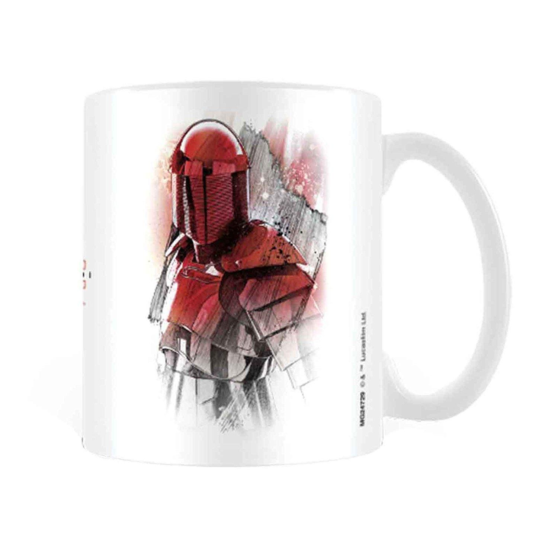 TLJ Elite Guard Brushstroke Mug
