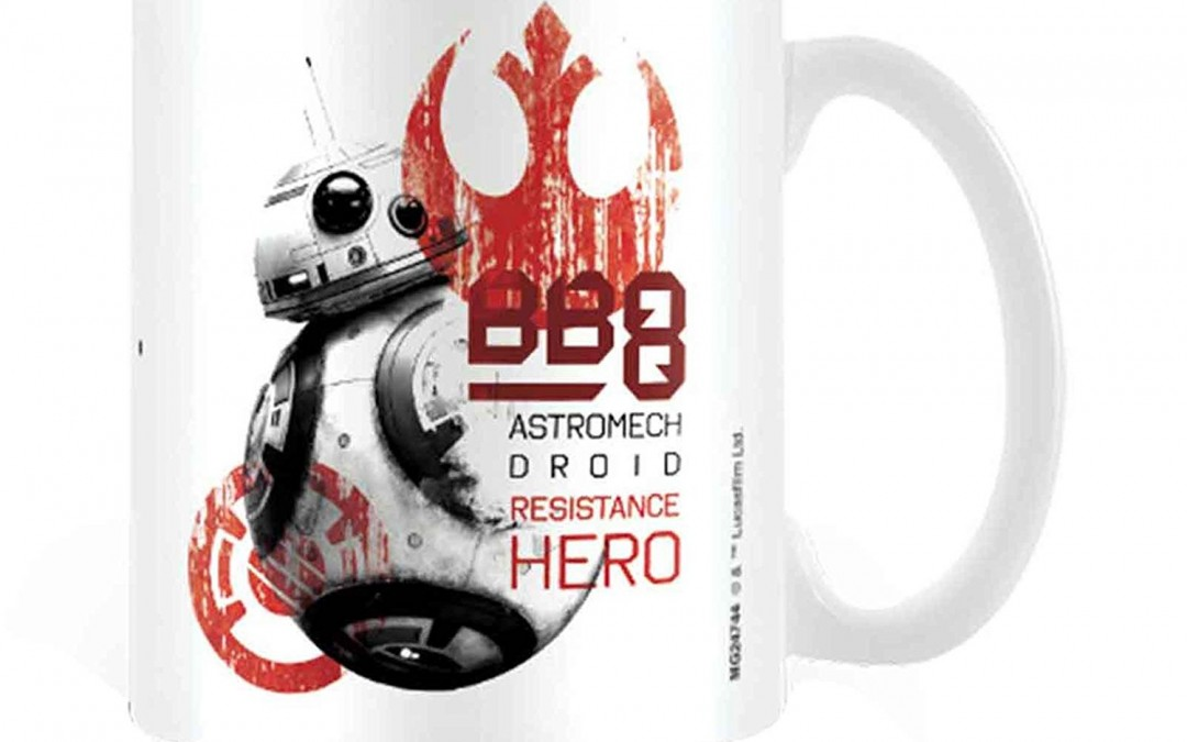 New Last Jedi Brushstroke Mugs Rundown: Part 1!