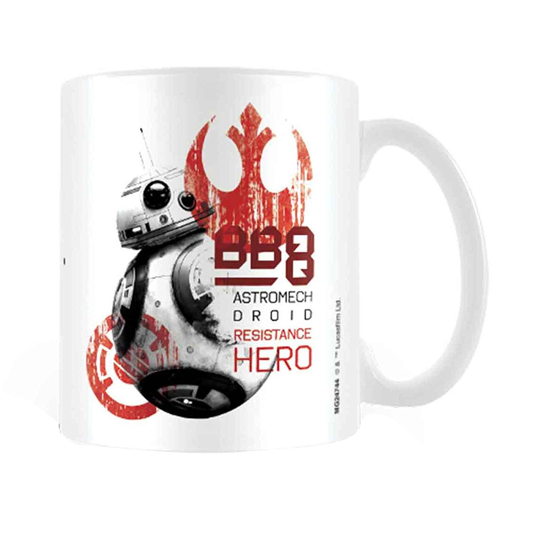TLJ BB-8 Brushstroke Mug